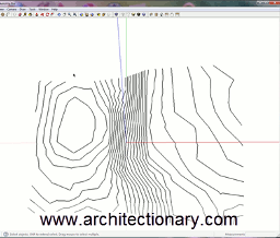 Extracting Site Contours