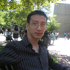 Raymond Chow, the man behind Architectionary.com
